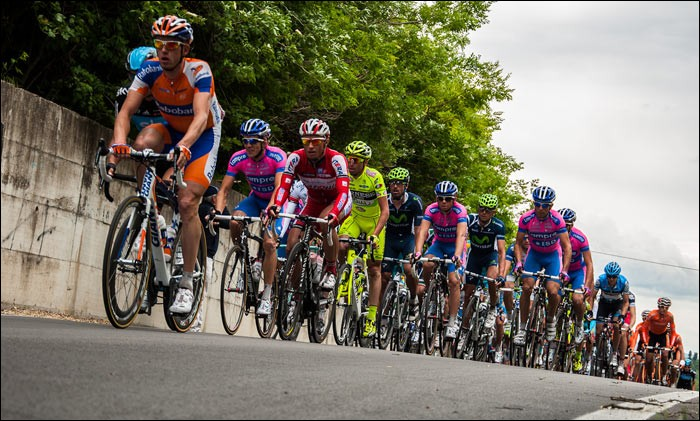 Comment s'appelle le tour d'Italie cycliste ?