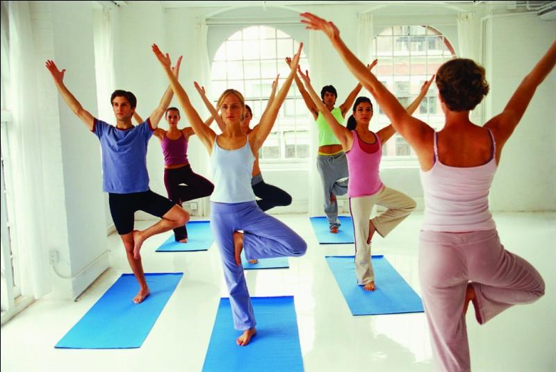 Quel est le pays originaire du yoga ?
