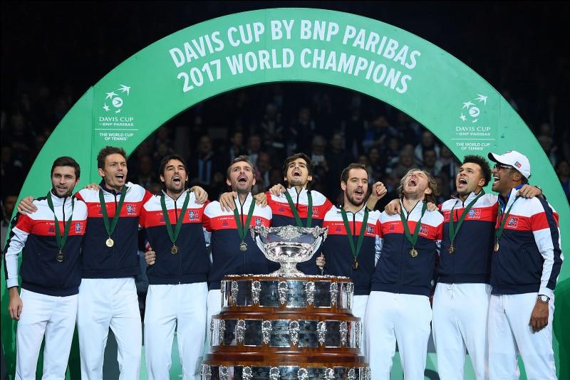 De quelle discipline, la Coupe Davis est-elle un tournoi ?