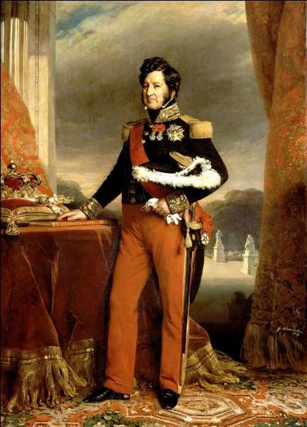 Quel souverain français a régné lors de la monarchie de Juillet ?