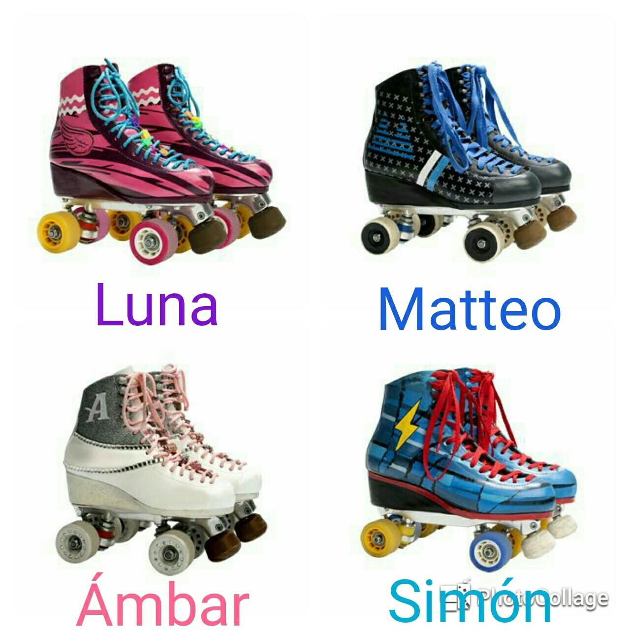 Quels patins de ''Soy Luna'' sont faits pour toi ?