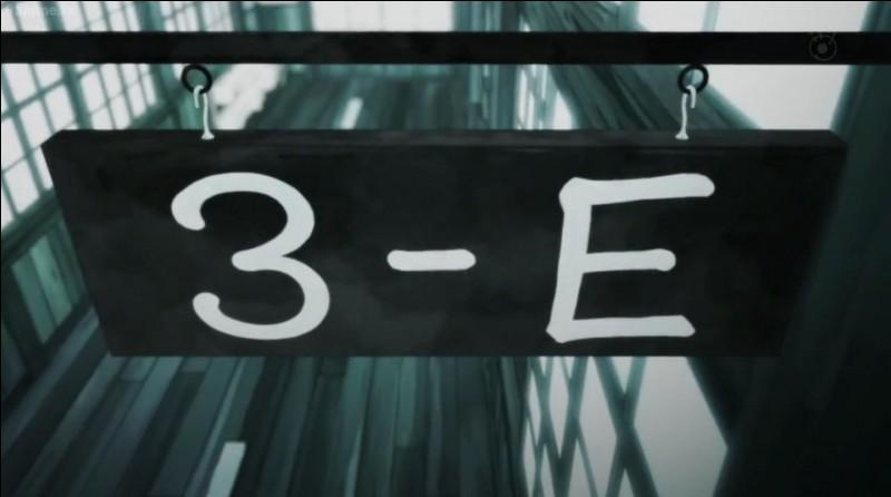 Qui sont les délégués de la 3-E ?