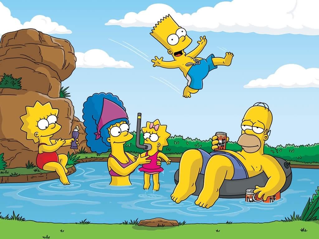 Les Simpson - Les personnages