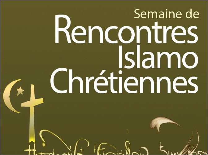 En quelle année s'est déroulée la première édition de la semaine de rencontres islamo-chrétiennes ?