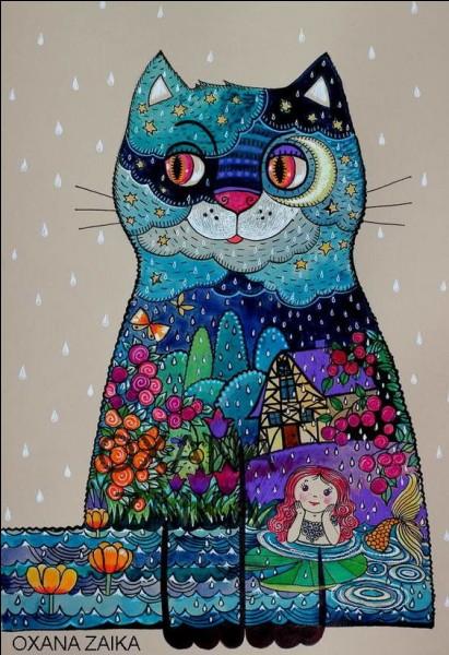 """Qui a écrit """"Le paradis des chats"""" ?"""
