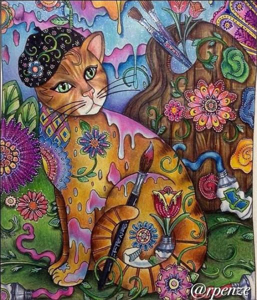 """Dans la fable """"Le chat, la belette et le petit lapin"""", quel métier exerçait le chat Raminagrobis ?"""