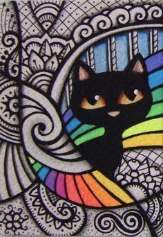 Les chats dans la culture générale !