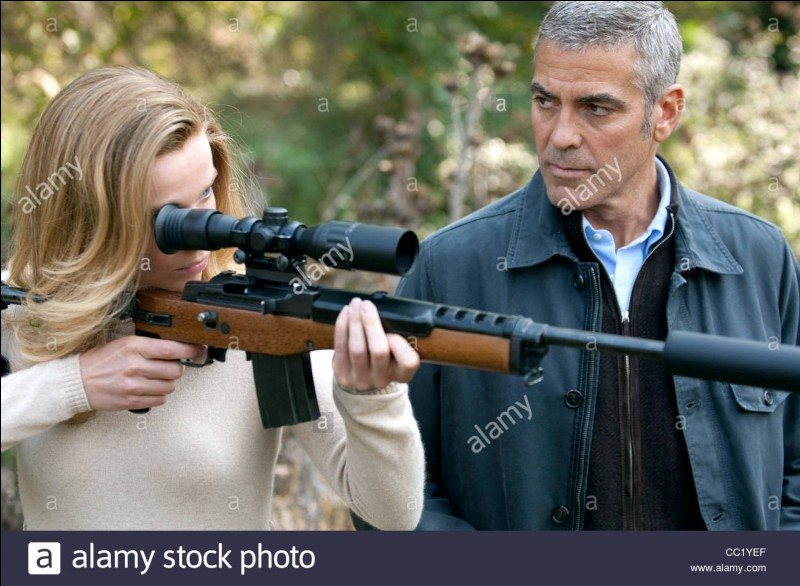 "George Clooney a-t-il joué dans ""The American"" ?"