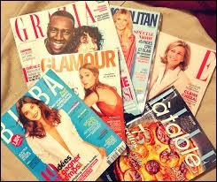Dans quel journal trouverez-vous la solution pour mincir ou les conseils pour votre maquillage ?