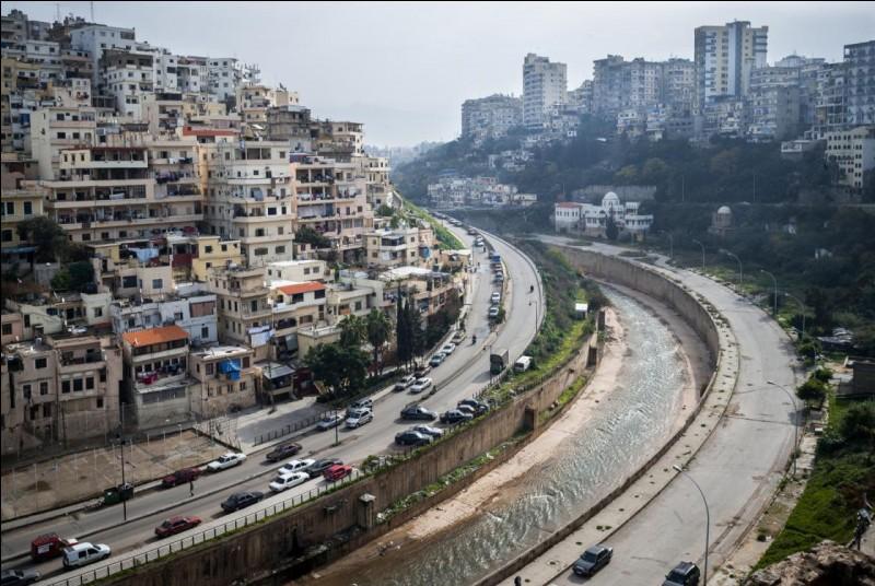 Evil.Malefique. - Quelle est la capitale du Liban ?