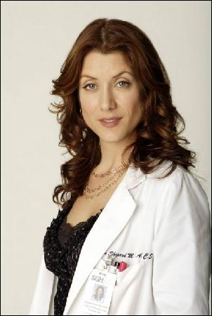 Comment s'appelle t-elle (Grey's Anatomy) ?