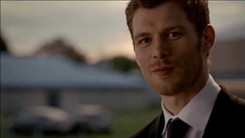 Dans quelle saison voit-on Klaus ?