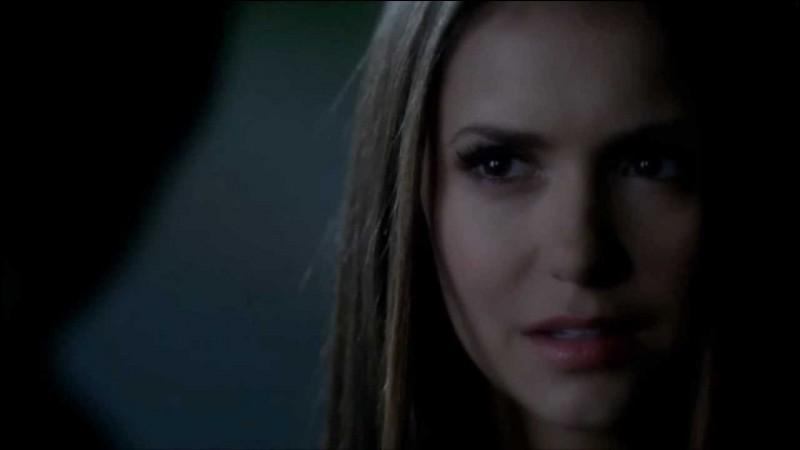 Dans quel épisode Elena dit-elle à Damon qu'elle l'aime ?