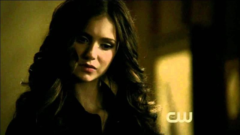 Dans quelle saison Katherine meurt-elle ?