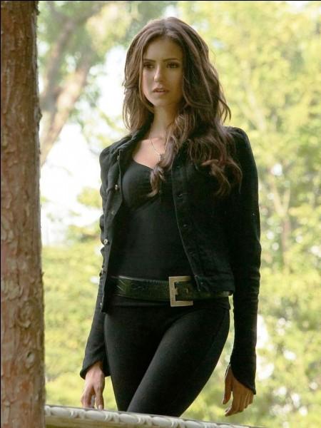 Qui a transformé Katherine ?