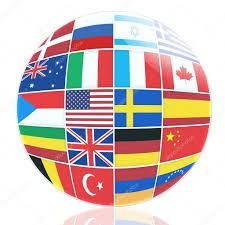 Les drapeaux des pays