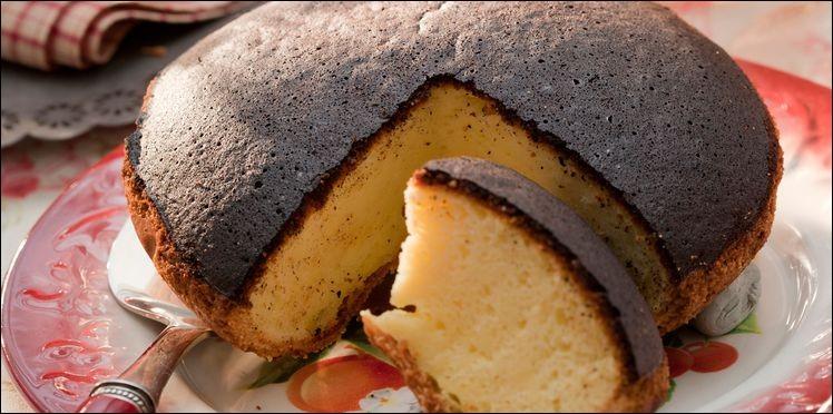 Origine : France (Poitou)Constitution : œufs, sucre semoule, farine, fromage de chèvre frais, sel, vanille, pâte brisée.
