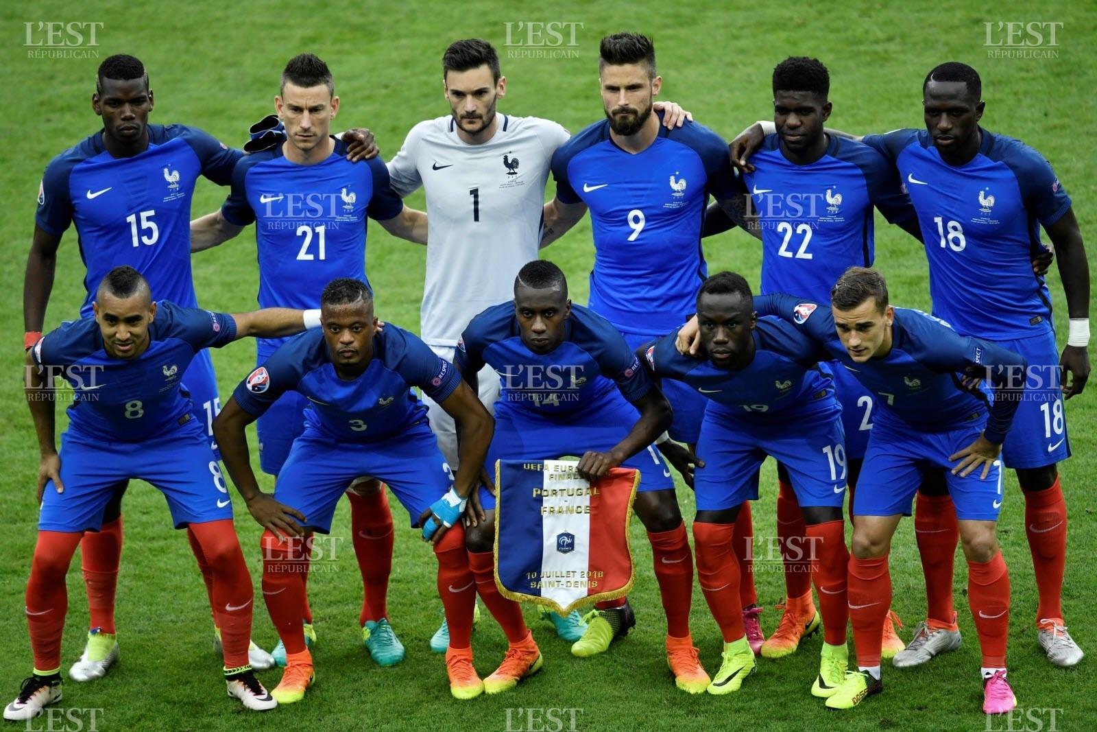 Coupe du monde 2018 : L'équipe de France