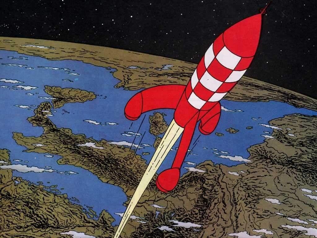 Tintin : les inventions de Tournesol