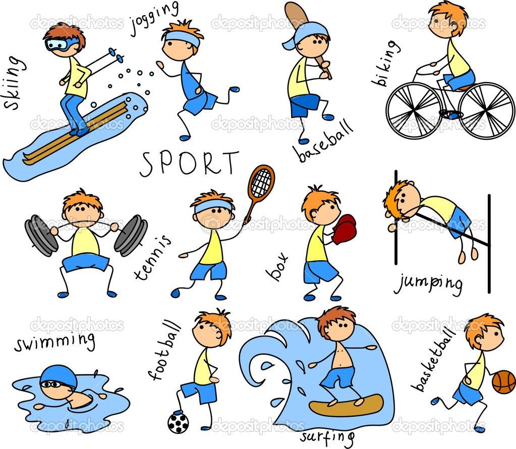 À chacun son sport !