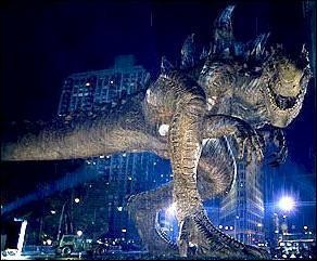Qui joue le rôle de l'agent secret français dans 'Godzilla' de Roland Emmerich ?