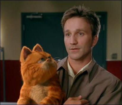 Qui joue la copine de Jon Arbuckle dans 'Garfield - Le Film' ?