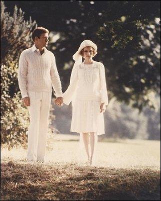 Quelle actrice cherche à conquérir Robert Redford dans 'Gatsby le Magnifique' ?