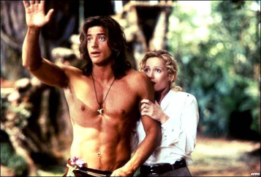 Qui incarne 'Georges de la Jungle' au cinéma ?