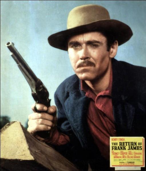 Quel est le prénom du personnage interprété parHenry Fonda ?