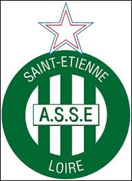 Que représente l'étoile sur le blason de l'AS Saint-Etienne ?