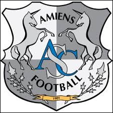 De quand date la première saison en Ligue 1 de l'Amiens SC ?