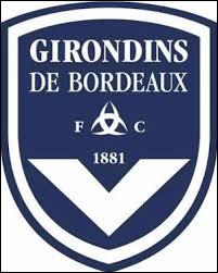 De quand date le dernier titre de Ligue 1 des Girondins de Bordeaux ?