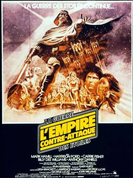 """Dans """"L'Empire contre-attaque"""", de quelle couleur est le sabre laser de Luke Skywalker ?"""