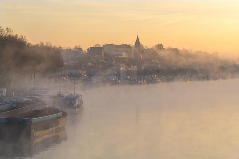 Quelle expression populaire est synonyme de brouillard ?
