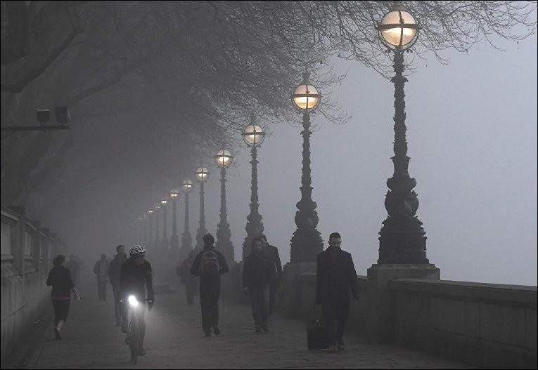 Comment traduit-on le brouillard chez nos amis anglais ?