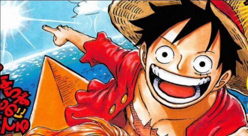 Comment s'appelle le héros de One Piece ?