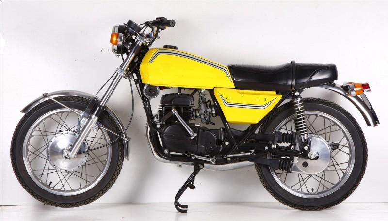 Dans les années 70, les motos de trial espagnoles étaient plus connues que leurs homologues routières et sportives ! Connaissez-vous celle-ci ?