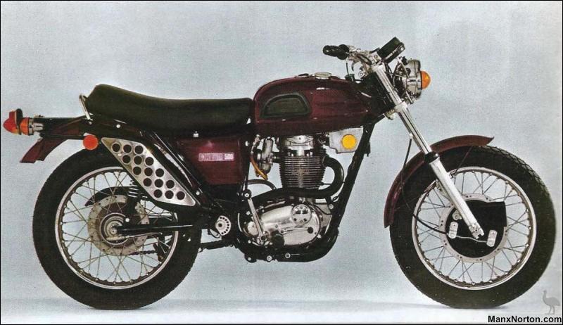 Quelle est cette moto scrambler comme disent les anglais ou trail comme disent les japonais ?