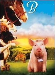 Quel est le nom de ce cochon devenu berger ?