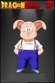 Dans ''Dragon Ball'', ce petit cochon, possède la faculté de se métamorphoser en la créature qu'il souhaite pendant une brève période. Quel est son nom ?