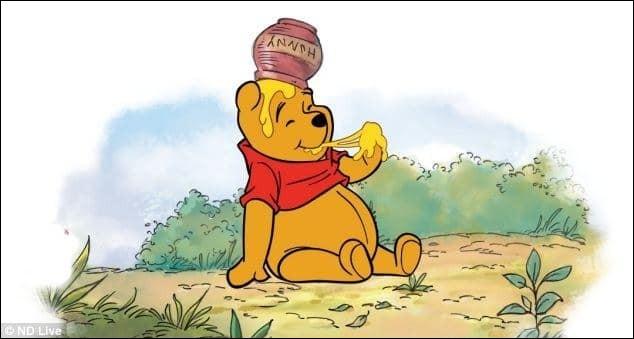 Il bégaie mais est le meilleur ami de Winnie l'ourson. Où est-il ?