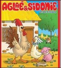 Dans une fermette vivent Aglaé, Sidonie et Agénor. Qui est la jeune truie ?