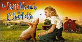 Wilbur le cochon est l'ami de Charlotte l'araignée. Où est Wilbur ?