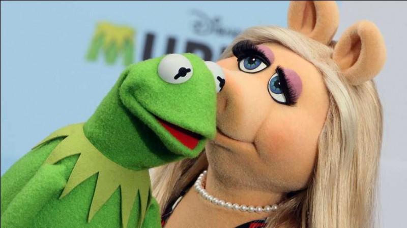 Dans l'émission ''Muppet Show'', quel est le nom français de Miss Piggy ?