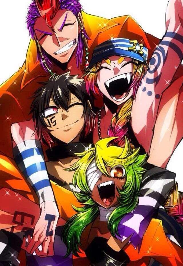 Les mangas/animes de comédie
