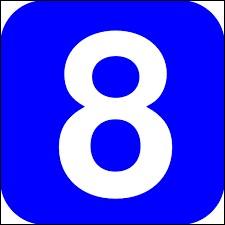Quel est le slogan du supermarché '8 à Huit' ?