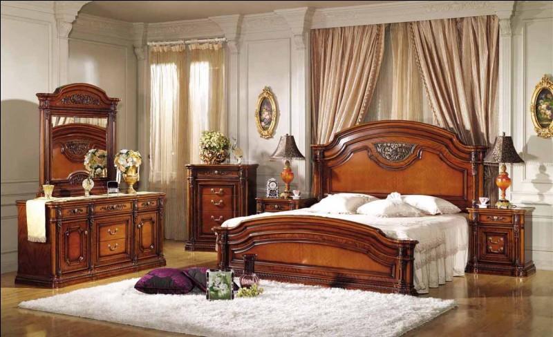 Si tu avais le choix, quel meuble de ta chambre choisirais-tu ?