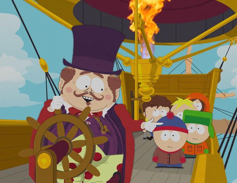 South Park (Saison 11)