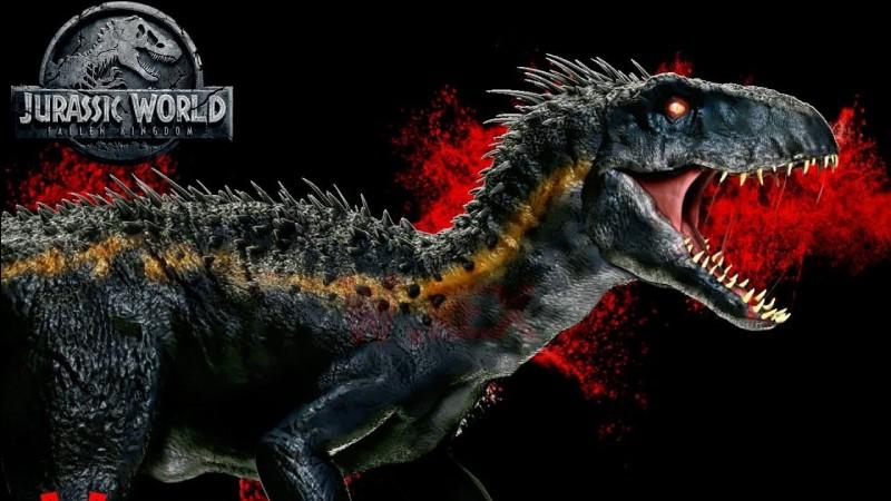 Comment s'appelle ce dinosaure hybride ?