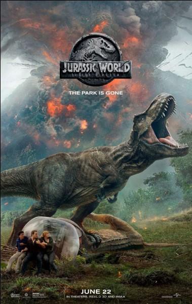 Quel est le but de Jurassic World : Fallen Kingdom ?